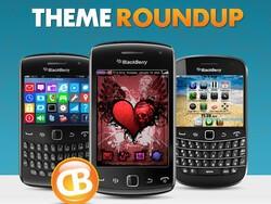BlackBerry theme roundup - November 6, 2012