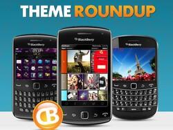 BlackBerry theme roundup - November 13, 2012