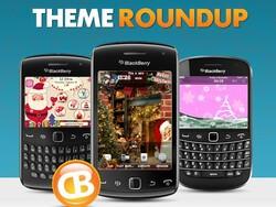 BlackBerry theme roundup for December 4, 2012 - Christmas Edition!