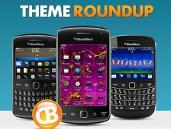 BlackBerry theme roundup - December 26, 2012