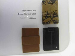 First Look: Trexta Built for BlackBerry 2012 Case Collection