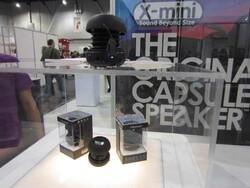 First Look: X-mini KAI Capsule Speaker