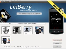 No BlackBerry Desktop Manager for Linux? Check out LinBerry!