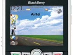 Airtel & RIM bring the BlackBerry 8800 to India