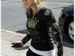 BlackBerry Addict? 1, 2, THREE Berry's for Madonna