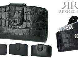 BlackBerry Case Review: RexRegina Winston Side Pouch Case for the BlackBerry Curve and BlackBerry 8800