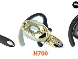 Bluetooth Headset Comparison and Review: Motorola HS850; Motorola H700; Motorola H800 Slider