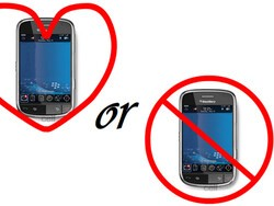 Five Reasons Why a Touch Screen BlackBerry Would Be Great for RIM--And Four It Could Be a Big Mistake