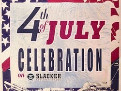 Get ready for Independence Day with a special station from Slacker Radio