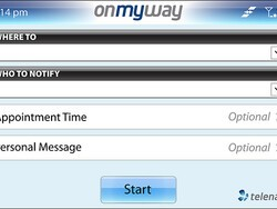 Notify Your Contacts About Your Arrival with OnMyWay