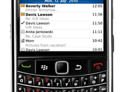 Review: Sprint BlackBerry Bold 9650