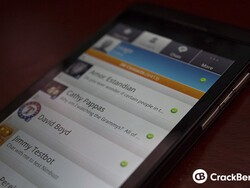 Nimbuzz brings instant messaging client to BlackBerry 10