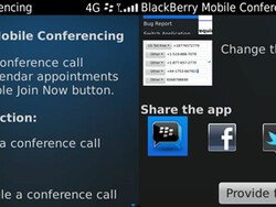 BlackBerry Mobile Conferencing 3.0 adds app sharing, UK support and help videos