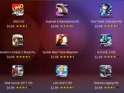 Gameloft launches $0.99 BlackBerry PlayBook game sale, including Modern Combat 2