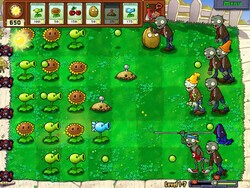 Plants vs. Zombies shambling onto BlackBerry PlayBook!