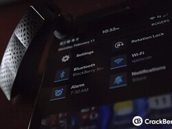 How to use Bluetooth with a BlackBerry 10 device