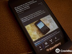 Get your synced RSS reading on the go with gNewsReader for BlackBerry 10