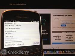BlackBerry ID integration now live for BlackBerry Beta Zone accounts
