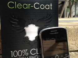 Give your BlackBerry a sheet of armor with a Clear-Coat protection for your BlackBerry Bold 9900 and 9930