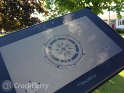 Navigate the world with Compass for the BlackBerry PlayBook