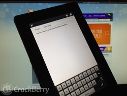 Compose email faster than ever with Compose Email for the BlackBerry PlayBook