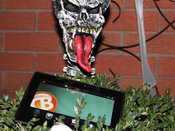 Download these great BlackBerry apps, themes, and games for Halloween