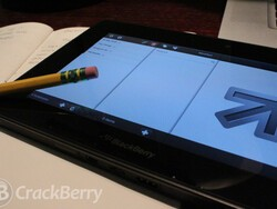 OrganizeMe! for the BlackBerry PlayBook updated to v2.1 - New features and faster performance