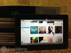 How to get Rdio and other music streaming services on your BlackBerry PlayBook