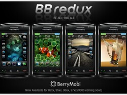 BBRedux gives you everything you could ever need, right on your homescreen - 25 free copies to be won!
