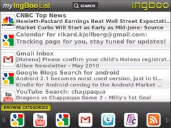 Ingboo Updated - Fully Featured RSS Reader and More
