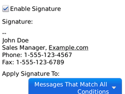 Take control of your signature with SmartSig 2.0 - 25 free copies to be won!