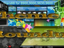 BlackBerry theme roundup for June 3rd 2010 - 50 copies of ColorStarsBB to be won!