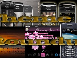 BlackBerry theme roundup for June 14th 2010 - 50 copies of Bingtastic Themes to be won