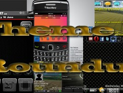 BlackBerry theme roundup for Sept 8th, 2010 - 25 copies of Stealth 2.0 up for grabs!