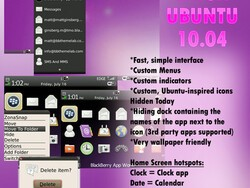 Add a new look to your device with Ubuntu by Big Papa Designs - 25 free copies to be won!