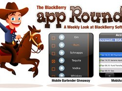 BlackBerry App Roundup for April 30th, 2010; Contest: 25 Copies of Mobile Bartender to be Won!
