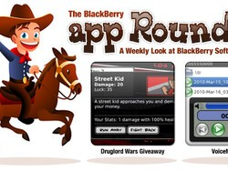 BlackBerry App Roundup for March 26th, 2010; Contest: 50 Copies of Drugloard Wars to be Won!