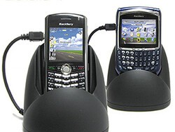 Accessory Review: Seidio USB Desktop BlackBerry Cradle