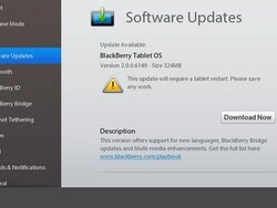 BlackBerry PlayBook OS 2.0 Beta updated to v2.0.0.6149