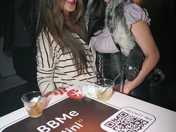 RIM Sponsors BBM Lounge Party in LA