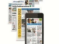 PressReader coming to the Blackberry 10 Platform