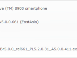 Official BlackBerry Curve 8900 OS 5.0.0.411 Released By Multiple Carriers