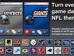 New official NFL themes for your BlackBerry available now!