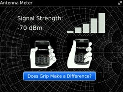 Xtreme Labs releases Antenna Meter for BlackBerry