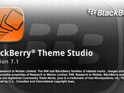 BlackBerry Theme Studio 7.1 Beta leaked