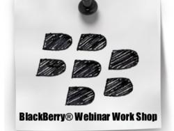 BlackBerry Application User Interface Design Webinar February 16th