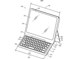 RIM patent calls for a tablet with concealable keyboard
