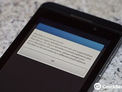 BlackBerry offering one year of forwarding services for BlackBerry.net email accounts