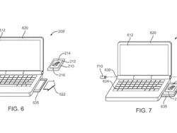 RIM patent shows designs for netbook styled smartphone docking station