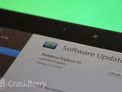 Here's what has changed with PlayBook OS 2.1.0.1032